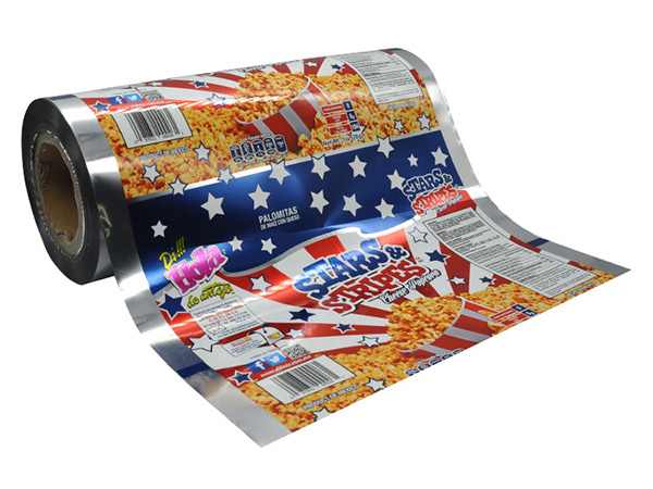 (Packaging Material)Roll Film