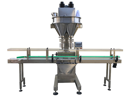 Automatic Auger Filling Machine-SP-L12-M