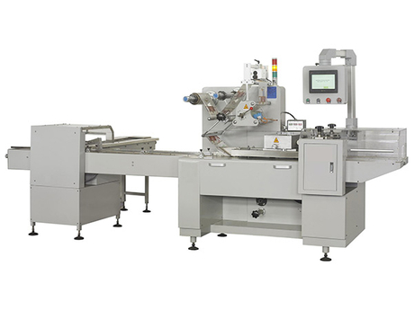 Biscuit Pillow Horizontal Packaging Machine