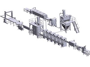 Milk Powder Can Filling Line-general