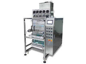Multi Lane Stick Bag Packaging Machine