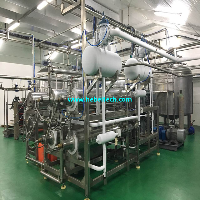 Palm Oil Processing Shortening Vegetable Ghee Margarine Processing Making Machine China Manufacture
