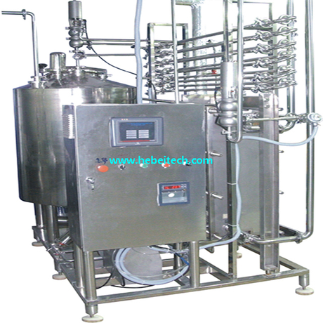 Pasteurizer Sterilization Palm Oil Shortening Vegetable Ghee Margarine Processing Line Making Machine China Supplier